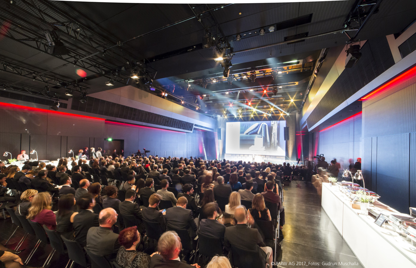 iF Design Award – gala w Monachium
