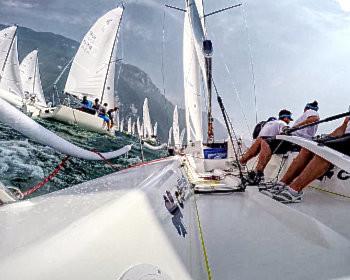 Cellfast na żeglarskich Mistrzostwach Świata J/70