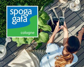 Gartenmesse Spoga + Gafa, Köln/Deutschland