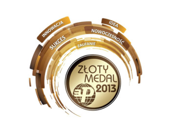 Gold Medal of MTP 2013 - Consumers' Choice