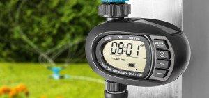 Solarny sterownik nawadniania ERGO™