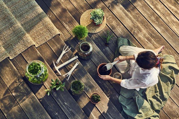 Garden care tool small set PASTEL™