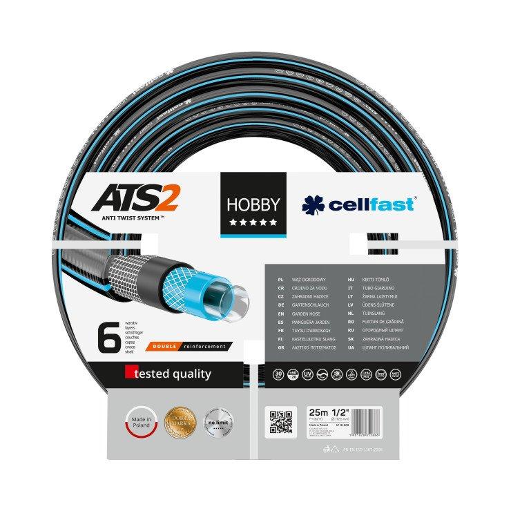"""Садовый шланг HOBBY ATS2™ 1/2"""" 25 м"""