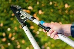 Telescopic anvil lopper IDEAL™