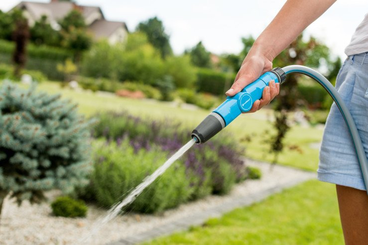 """Set with an adjustable hose nozzle VARIANT IDEAL™ 1/2"""" - 5/8"""""""