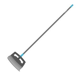 Small rake for leaves IDEAL™