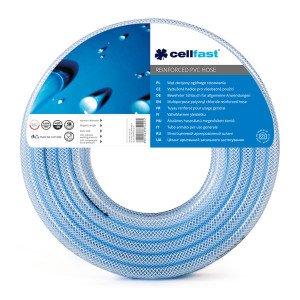 Reinforced polyvinyl chloride multipurpose hose 19.0 × 3.5 mm 25 m (82 ft)
