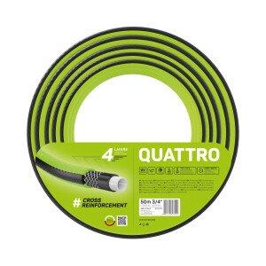 """Wąż ogrodowy QUATTRO 3/4"""" 50 m"""