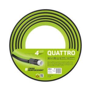 """Wąż ogrodowy QUATTRO 1"""" 20 m"""