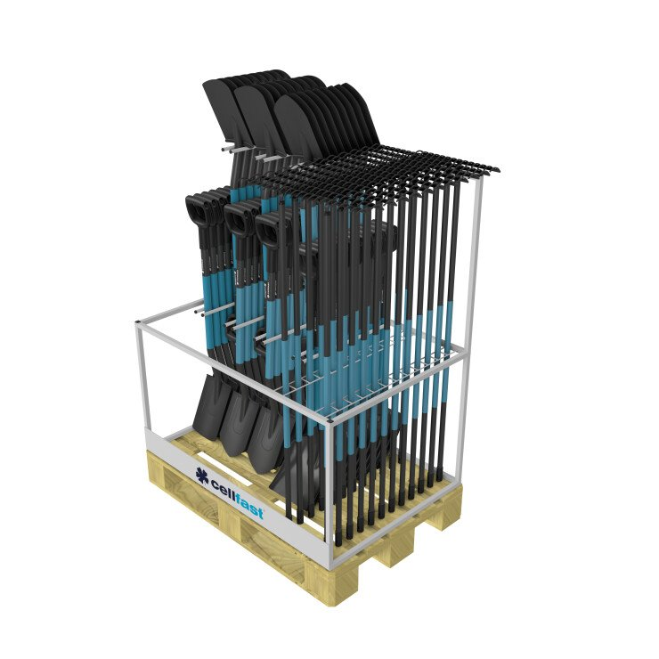 Pallet stand for tools IDEAL PRO™