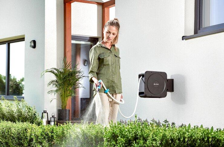 Automatyczny zwijacz węża ogrodowego ERGO™