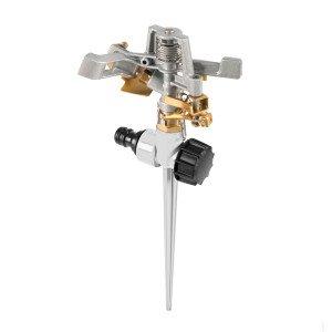 Metalowy zraszacz pulsacyjny BASIC sz